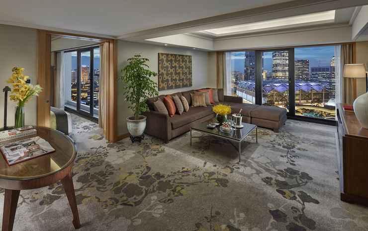Mandarin Oriental, Singapore Singapore - Suite, 2 Tempat Tidur Twin