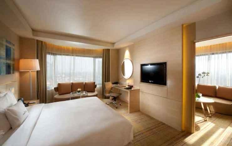 DoubleTree by Hilton Hotel Kuala Lumpur Kuala Lumpur - Suite Deluks, 1 Tempat Tidur King