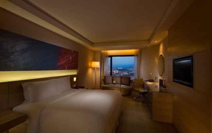 DoubleTree by Hilton Hotel Kuala Lumpur Kuala Lumpur - Kamar, 1 Tempat Tidur King