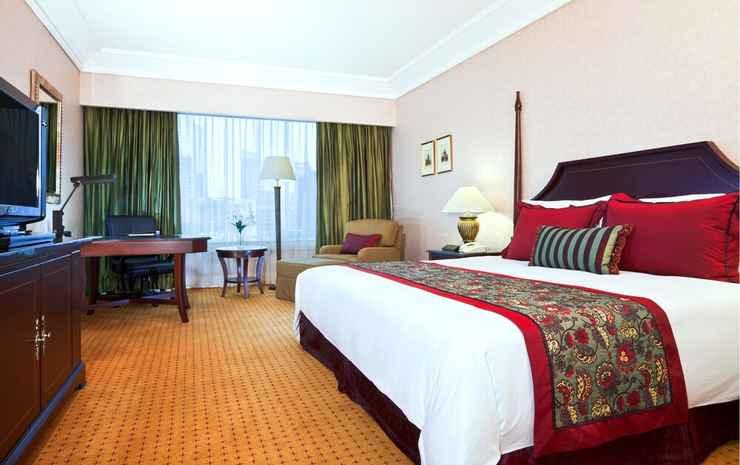 Crowne Plaza Hotel Jakarta Jakarta - Kamar Deluks, 1 Tempat Tidur King, smoking