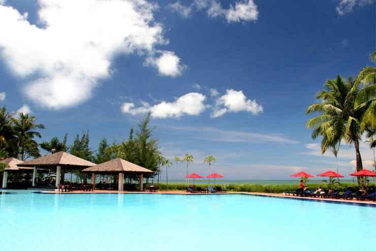 SWIMMING_POOL Miri Marriott Resort & Spa