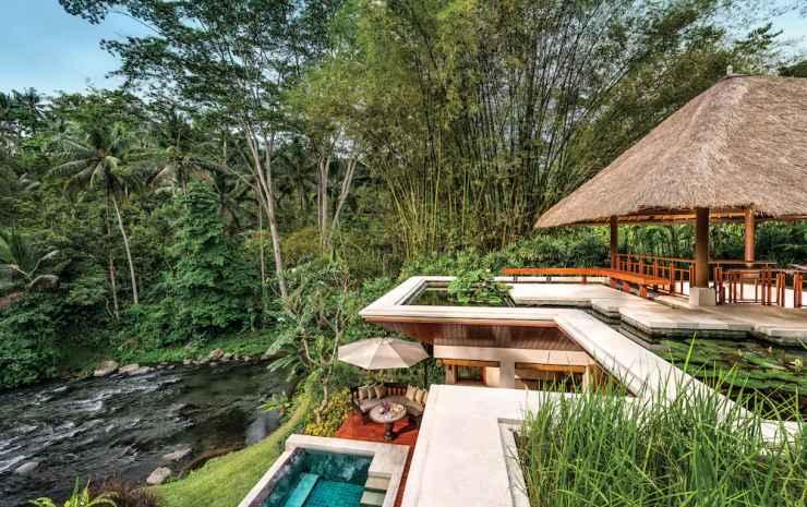 Four Seasons Resort Bali at Sayan Bali - Vila, 1 kamar tidur