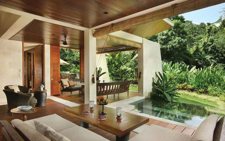 Four Seasons Resort Bali at Sayan Bali - Vila, 2 kamar tidur