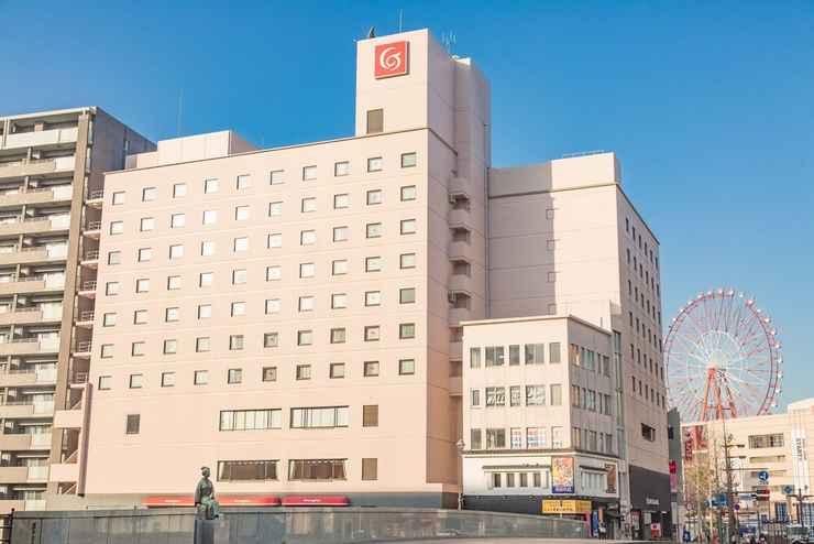 EXTERIOR_BUILDING โรงแรมคาโกชิม่า โตคิว เร