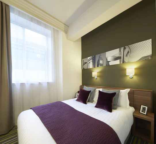 BEDROOM Citadines Apart'hotel Holborn-Covent Garden London
