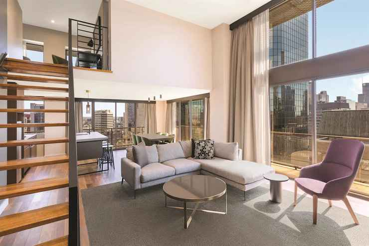 COMMON_SPACE Adina Apartment Hotel Melbourne