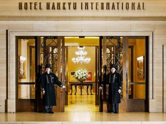 EXTERIOR_BUILDING โรงแรมฮันคิว อินเทอร์เนชันแนล