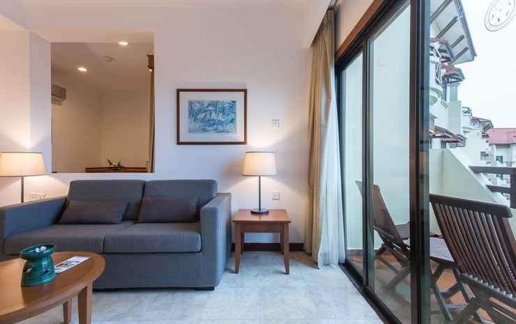 Holiday Inn Resort Batam Batam - Suite Deluks, 1 kamar tidur, non-smoking, dengan pemandangan