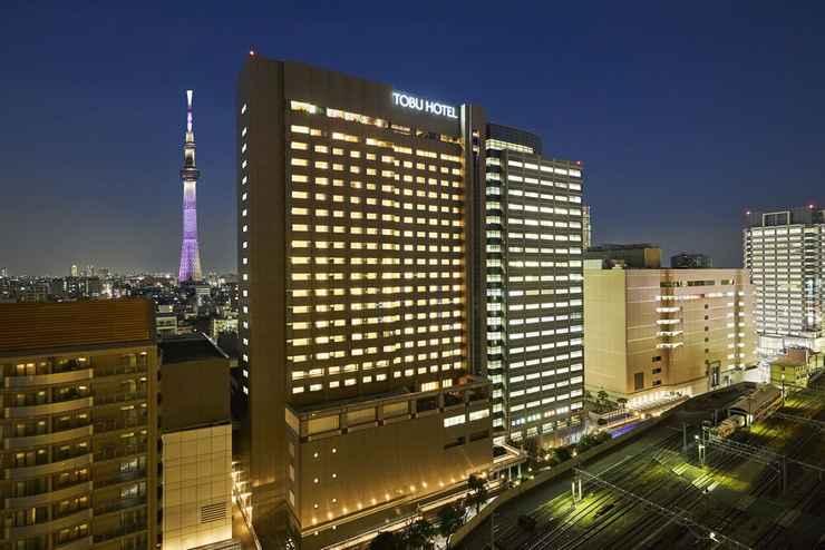 EXTERIOR_BUILDING Tobu Hotel Levant Tokyo