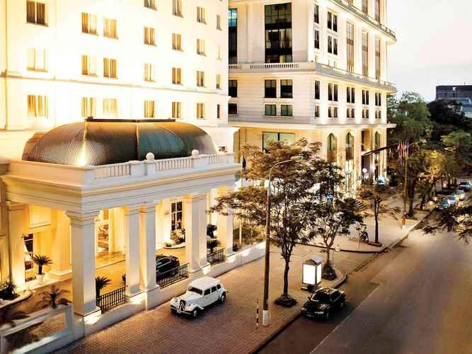 EXTERIOR_BUILDING Mövenpick Hotel Hanoi