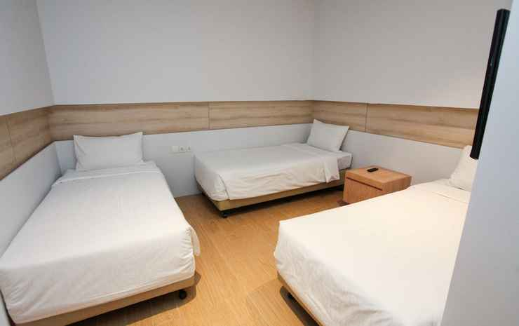 Summer View Hotel (SG Clean and Staycation Approved) Singapore - Kamar Triple, tanpa jendela