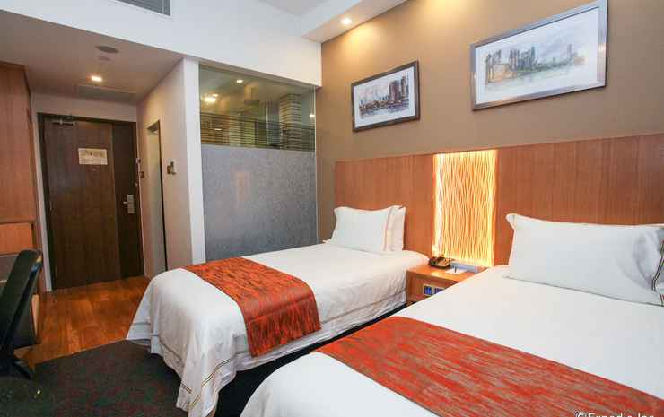 Hotel Grand Central (SG Clean, Staycation Approved) Singapore - Twin Deluxe