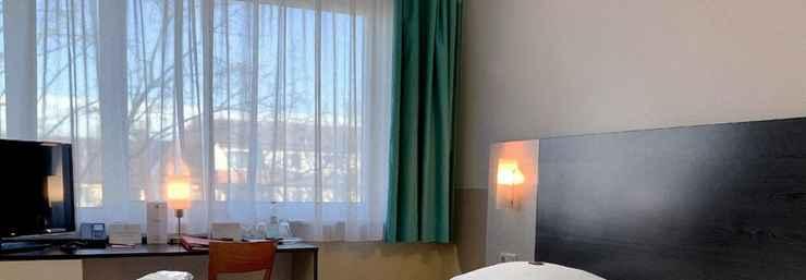 BEDROOM AZIMUT Hotel City South Berlin
