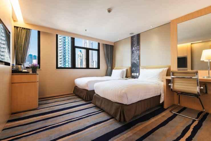 BEDROOM Metropark Hotel Mongkok