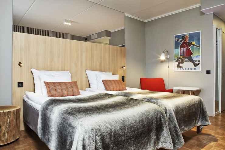 BEDROOM Original Sokos Hotel Vaakuna Rovaniemi
