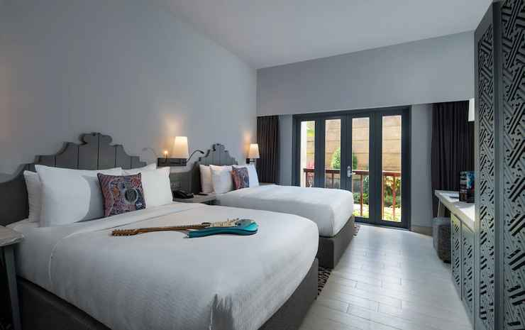 Hard Rock Hotel Bali Bali - Deluxe Room Special Rate
