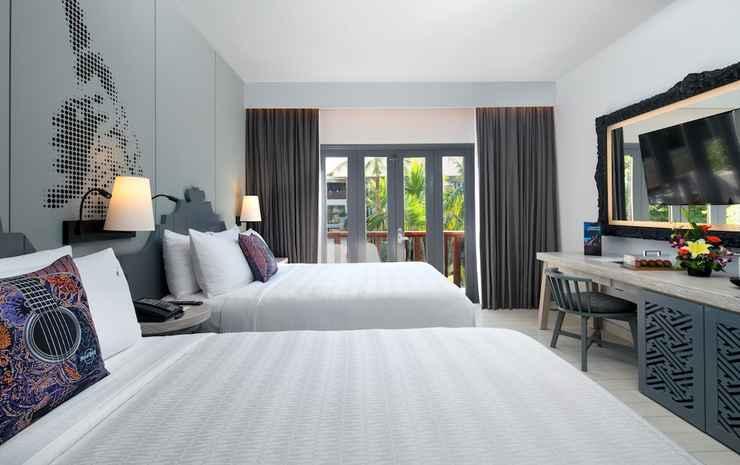 Hard Rock Hotel Bali Bali - Kamar Deluks Premium