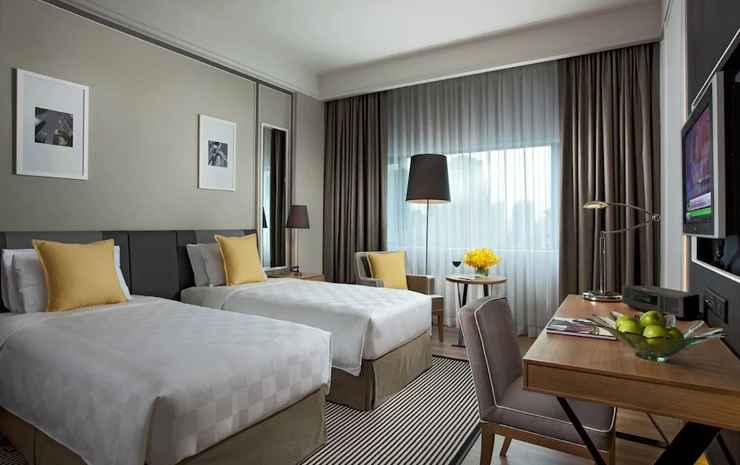 Orchard Hotel Singapore (Newly Renovated) Singapore - Premier Club Twin Room