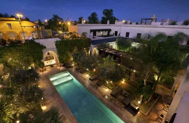 La Villa Des Orangers Hotel