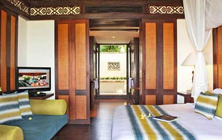 Novotel Bali Benoa Bali - Beach Cabana, Beach Wing, Kamar, 1 Tempat Tidur Double, pemandangan kebun