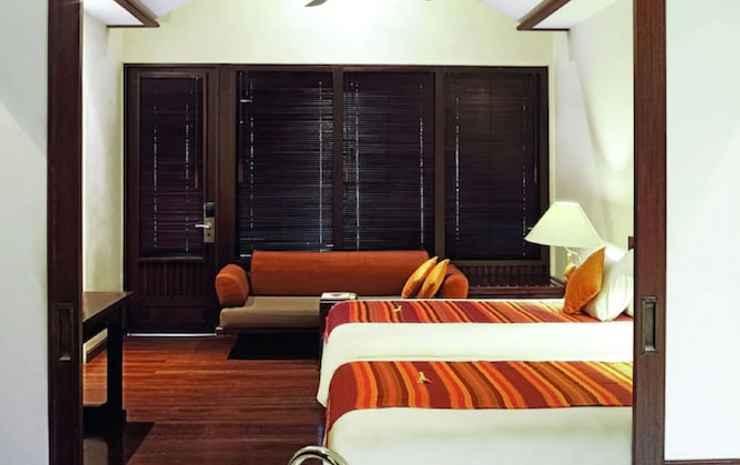Novotel Bali Benoa Bali - Kamar, 2 Tempat Tidur Twin, teras (Tropical Terrace Beach Wing)