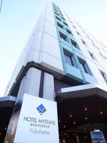 EXTERIOR_BUILDING โรงแรมมายสเตย์ส โยโกฮาม่า