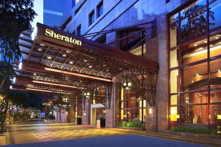 EXTERIOR_BUILDING Sheraton Imperial Kuala Lumpur Hotel