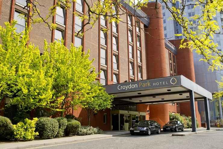 EXTERIOR_BUILDING Clarion Collection Croydon Park Hotel