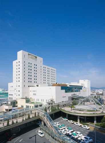 EXTERIOR_BUILDING โรงแรมแอสโซเซีย โทโยฮาชิ