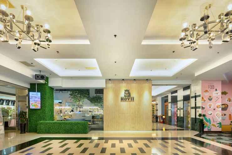 LOBBY โรงแรมโฮเวิร์ดพลาซ่า ซินจู๋
