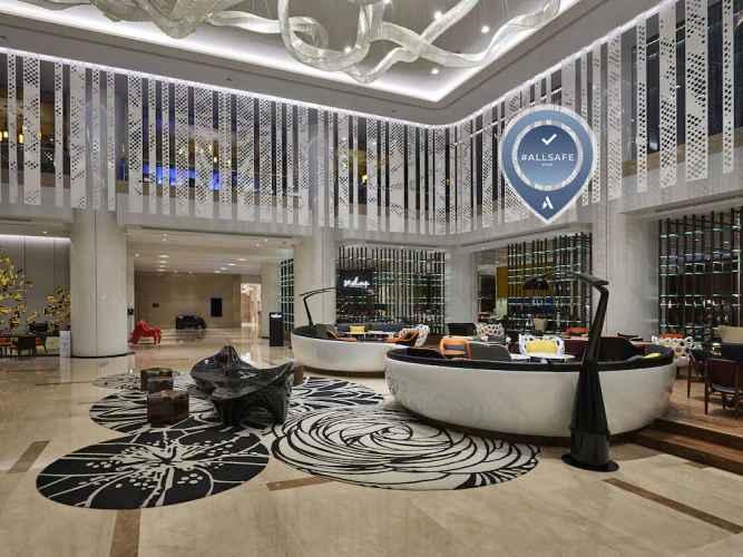 LOBBY Pullman Kuala Lumpur City Centre Hotel & Residences