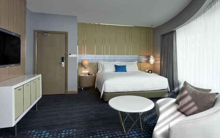 Pullman Kuala Lumpur City Centre Hotel & Residences Kuala Lumpur - Kamar Eksekutif, 1 Tempat Tidur King (Club Lounge Access)