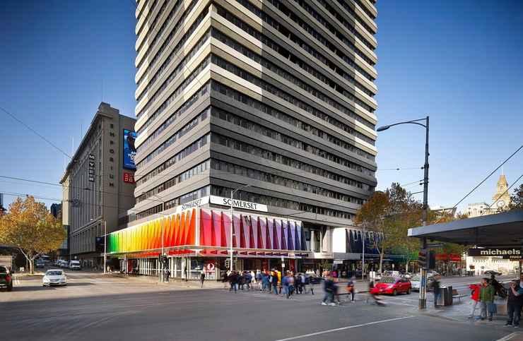 EXTERIOR_BUILDING Somerset On Elizabeth, Melbourne