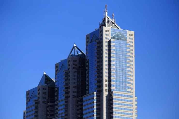 EXTERIOR_BUILDING พาร์ค ไฮแอท โตเกียว