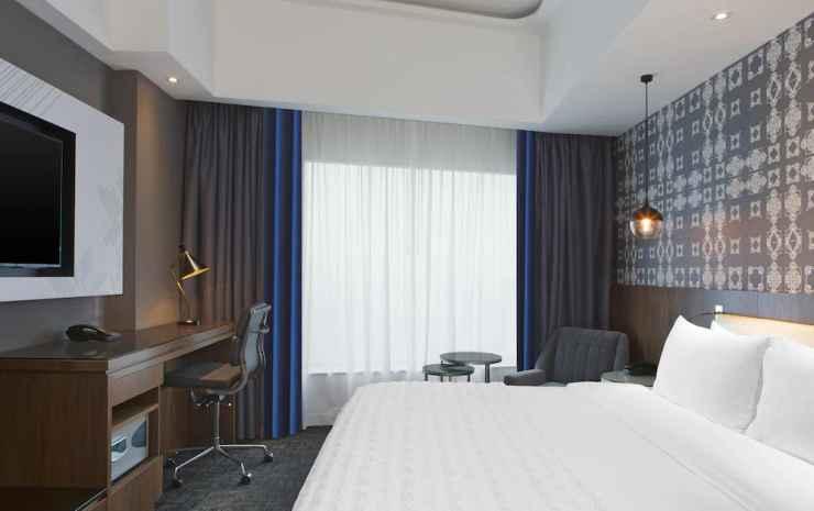 Le Méridien Kuala Lumpur Kuala Lumpur - Kamar Premier, 1 Tempat Tidur King, pemandangan kota, sudut