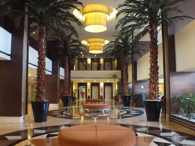 LOBBY Mercure Convention Center Ancol
