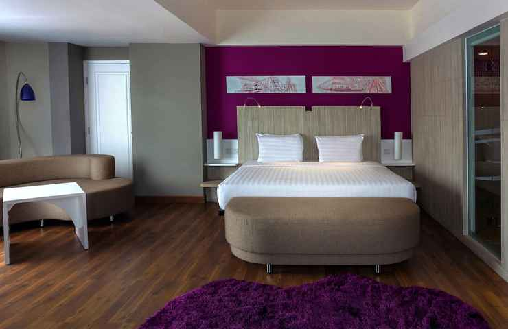 BEDROOM Mercure Convention Center Ancol