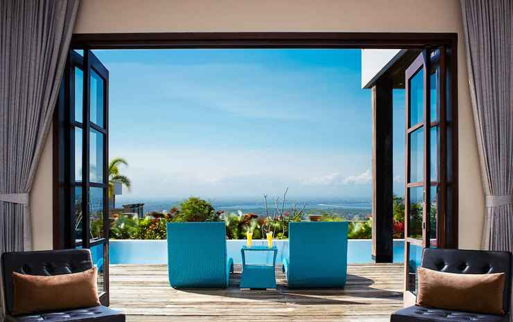 Sun Island Suites & Spa Goa Gong Bali - Suite, 3 kamar tidur