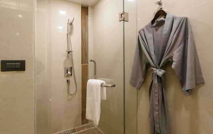 LiT BANGKOK Residence Bangkok - Suite Deluks, 1 kamar tidur, dapur