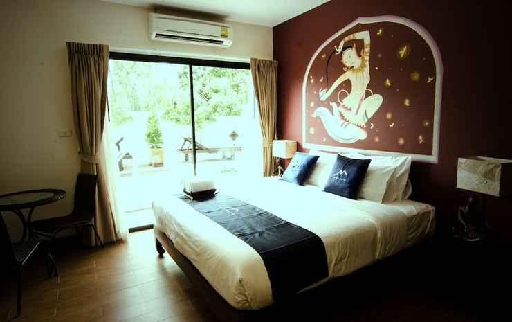 Maytara Hotel Chonburi - Kamar Deluks, akses ke kolam renang