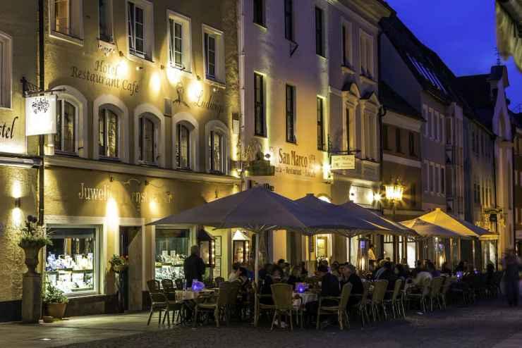 RESTAURANT Hotel & Restaurant Ludwigs