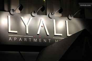 LOBBY Lyall Apartment Hotel