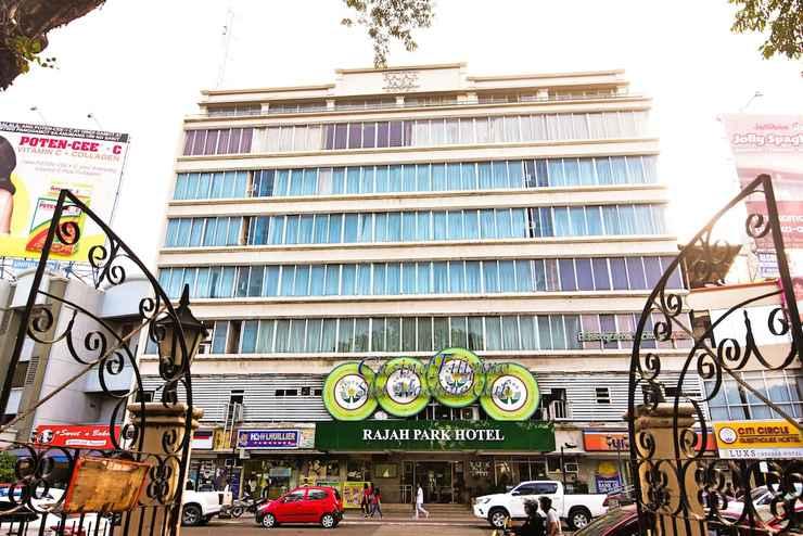 EXTERIOR_BUILDING Rajah Park Hotel