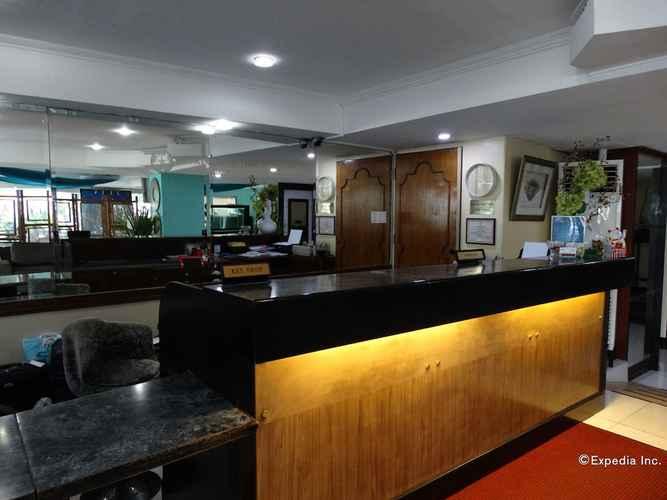 LOBBY The Corporate Inn Hotel