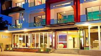 EXTERIOR_BUILDING โรงแรมไอสไตล์ หัวหิน