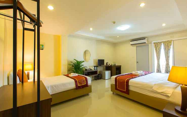 Chiang Mai Waroros Boutique Hotel Chiang Mai - Special 3pax Room