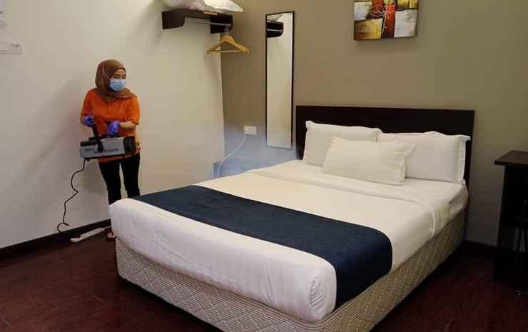 Orange Hotels Kuchai Lama Kuala Lumpur - Kamar Deluks