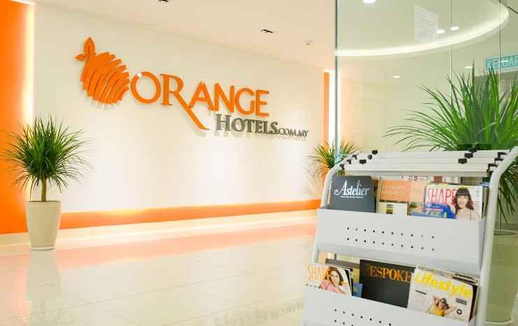 Orange Hotels Kuchai Lama Kuala Lumpur -