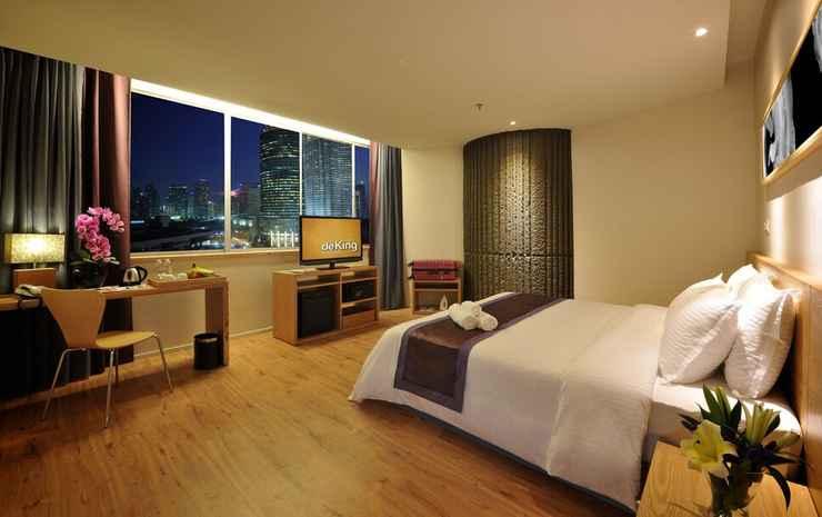 de King Boutique Hotel KLCC (Rebranded Le Apple Boutique Hotel KLCC) Kuala Lumpur - Kamar Deluks (KLCC View)