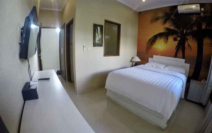 Sus Beach Cottages 1 Bali - Kamar Standar, 1 Tempat Tidur Queen